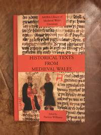 image of Historical Texts from Medieval Wales