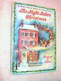 "The Night Before Christmas (A Whitman ""Big Tell-a-Tale"" #2447)"
