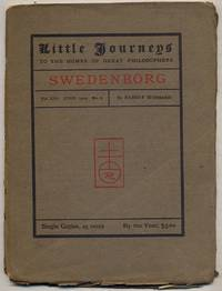 image of Little Journeys to the Homes of Great Philosophers: Swedenborg: Vol. XIV, June 1904, No. 6