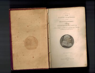 London: Charles Knight, 1832. A Very Good Minus Second Edition, in the original moire cloth with gil...