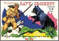LEGEND OF DAVY CROCKETT