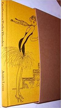 image of GENTLEMEN PREFER BLONDES - The Illuminating Diary Of A Professional Lady (The Folio Society)