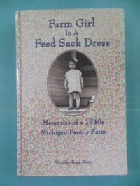 Farm Girl In A Feed Sack Dress\