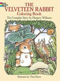 image of The Velveteen Rabbit Coloring Book: The Complete Story