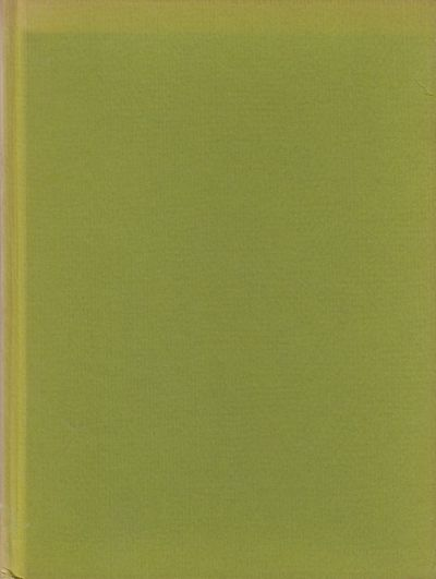 Los Angeles, CA: Cole-Holmquist Press. Very Good. 1961. Limited and Numbered. Hardcover. 31/350. Pri...