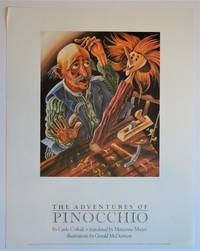 The Adventures of Pinocchio: Promotional Poster