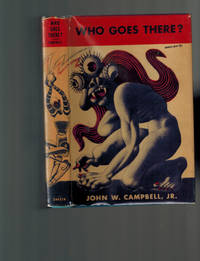 Who Goes There : Seven Tales of Science -Fiction