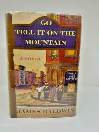 GO TELL IT ON THE MOUNTAIN 1st book