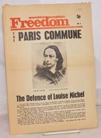 image of The Paris Commune: the defense of Louise Michel
