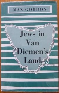 Jews in Van Diemen's Land.
