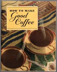 image of 1935 Illustrated Advertising Recipe Book from Maxwell House Coffee