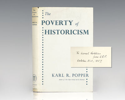 London: Routledge & Kegan Paul, 1957. First edition of this undisputed classic in the philosophy of ...