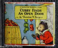 CUBBY FINDS AN OPEN DOOR