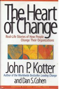 image of THE HEART OF CHANGE,