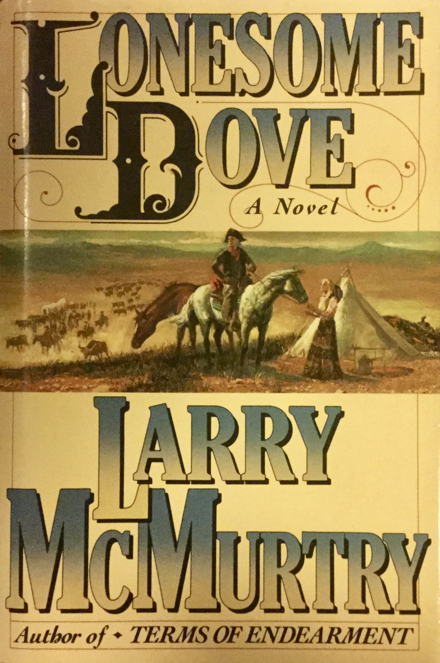 mcmurtry lonesome  Lonesome Dove by Larry McMurtry - First Edition - 1985 - from  Bren-Books.com and