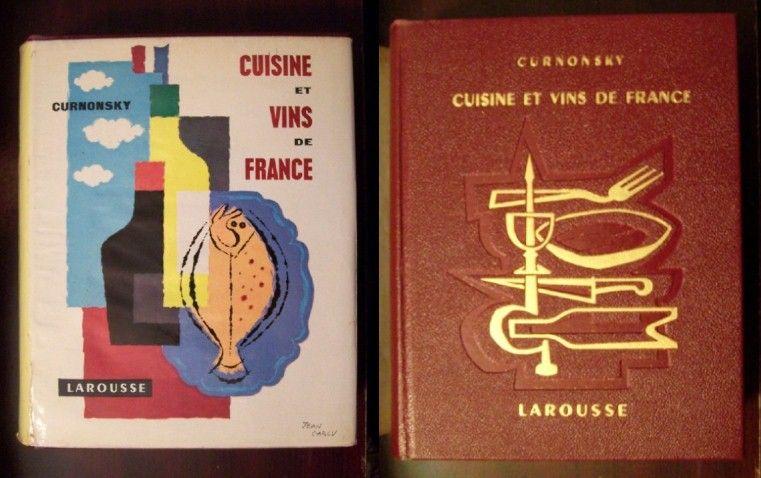 Cuisine Et Vins De France By Curnonsky Maurice Edmond