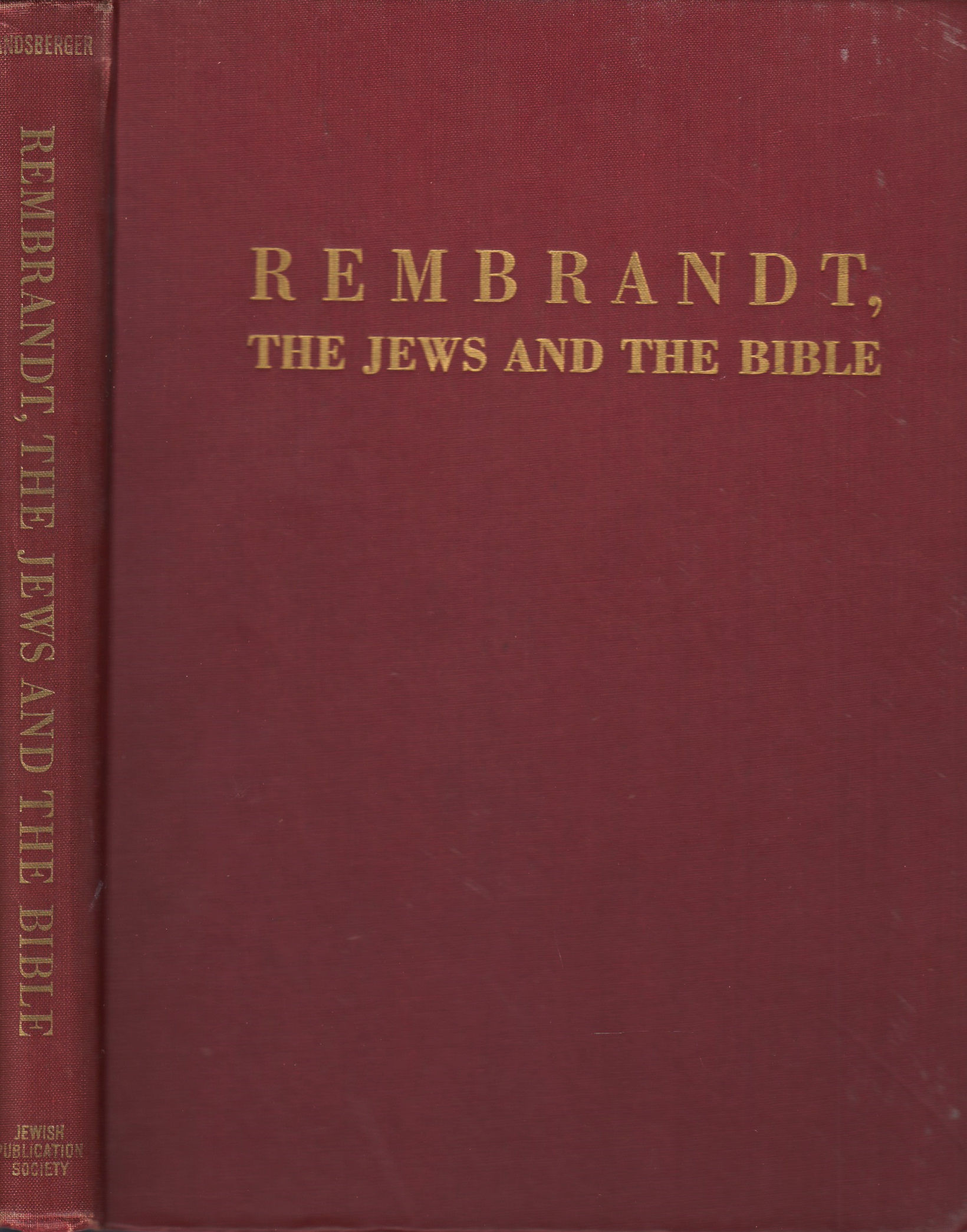 the new american bible rembrandt edition