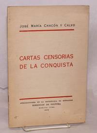 Cartas censorias de la conquista