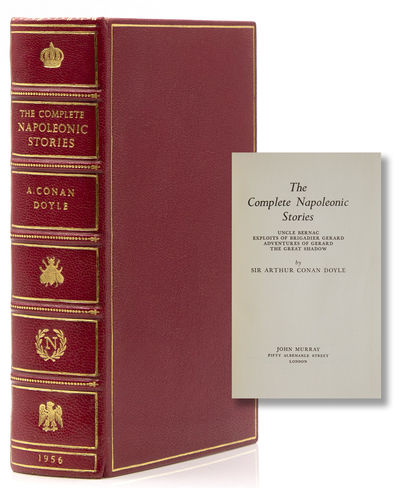 London: John Murray, 1956. First One Volume edition. xi, , 665pp. 8vo. Bound in full red morocco, a....