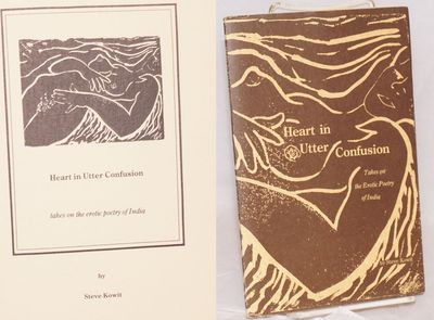 Hulls Cove ME: The Dog Ear Press, 1980. Pamphlet. 5.5x8.5 inches, prefatory note, illustrated with e...