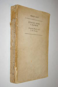 JOURNEY DOWN A RAINBOW by  J.B. & Jacquetta Hawkes PRIESTLEY - Paperback - First Edition - 1955 - from Alphabet Bookshop (ABAC/ILAB (SKU: 1807)