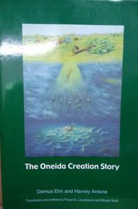 image of The Oneida Creation Story