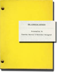 image of The Siberian Express (Original screenplay for an unproduced film)