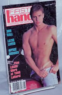 image of FirstHand: experiences for loving men, vol. 13, #8, August 1993: Latin Lover