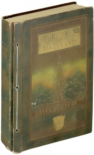 Baltimore: Maryland Biographical Association, 1920. Hardcover. Very Good. Hardcover.