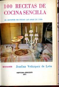 100 Recetas de Cocina Sencilla
