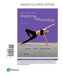 Fundamentals of Anatomy & Physiology, Books a la Carte Edition (11th Edition) by Frederic H. Martini - 2017-05-03 - from Books Express and Biblio.com