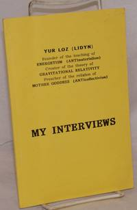image of My Interviews to four central Ukrainian newspapers, Kiev, May-September 1995