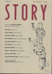 STORY MAGAZINE, AUTUMN 1989