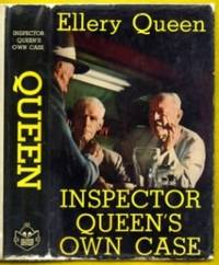 Inspector Queen's Own Case: November Song by  Ellery (PSUED Frederic Dannay and Manfred B Lee) Queen - First - 1956 - from The Book Collector ABAA, ILAB (SKU: BOOKS003861)