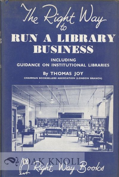 Glade House: Right Way Books, n.d.. cloth, dust jacket. 8vo. cloth, dust jacket. 124, (4) pages. Cov...