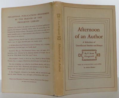 Princeton University Library, 1957. 1st Edition. Hardcover. Fine/Near Fine. True first edition. Book...