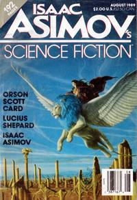 Isaac Asimov's Science Fiction Magazine August 1989