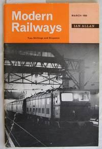 image of Modern Railways Magazine March 1964