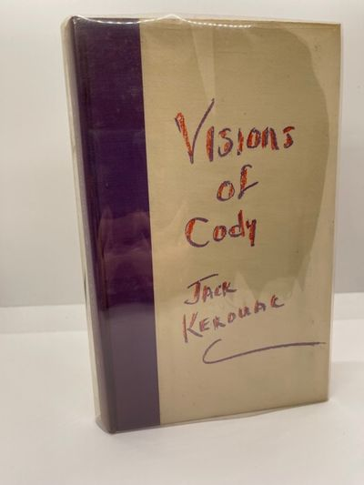VISIONS OF CODY #588 OF 750 SIGNED...