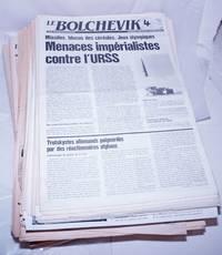 image of Le Bolchevik 1980-2000 Nos. 15-154