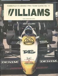 Kimberley's Grand Prix Team Guide, No. 11 - Williams.