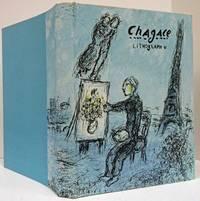 image of CHAGALL. LITHOGRAPH (V) 1974-1979. Vorwort Von Robert Marteau. Katalog Und  Erklärungen Charles Sorlier.
