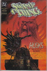SWAMP THING: Husks. #124, October 1992.