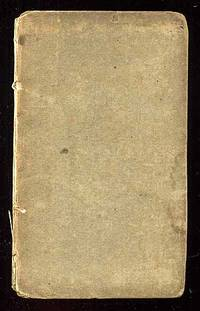 London: William Wright, 1819. Hardcover. Good. First edition. 12mo. Original papercovered boards. Ti...