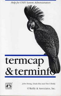 image of Termcap & Terminfo Help for UNIX Administrators