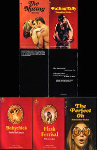 Midwood Books: Collectors Classic Series, Private Library (5 vintage adult paperbacks)