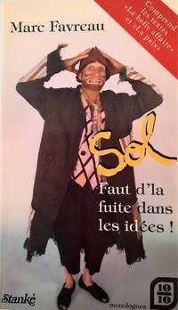 image of Faut d'la fuite dans les idées !