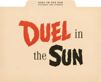 image of Duel in the Sun (Promotional folder for the 1946 film)