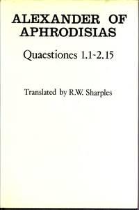 Quaestiones 1.1-2.15.
