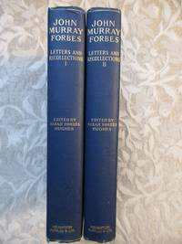 image of Letters and Recollections of John Murray Forbes in Two Volumes  [ASSOCIATION COPY - Civil War, Union General, Rufus Saxton]